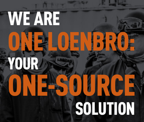We are One Loenbro: Your One-source Solution