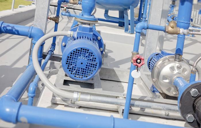pump machinery