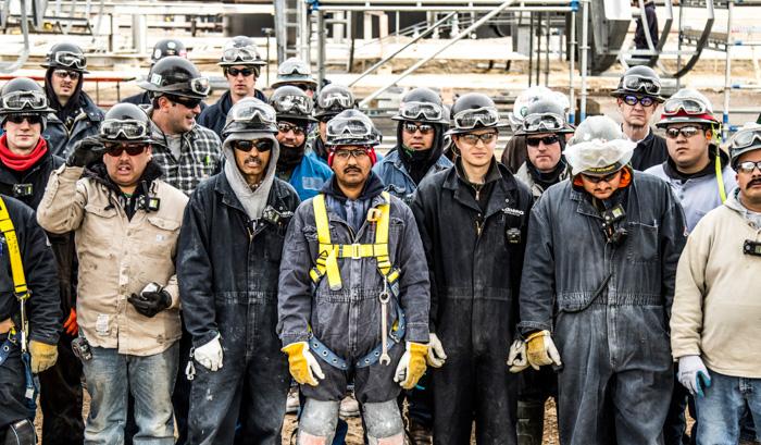 Loenbro workers