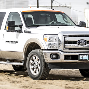 Loenbro truck
