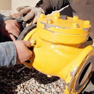 repairing pipeline