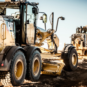 Heavy equipment and machinery