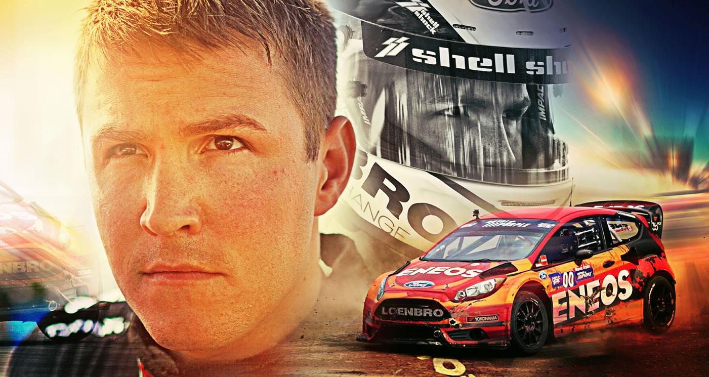 Steve Arpin GRC racing